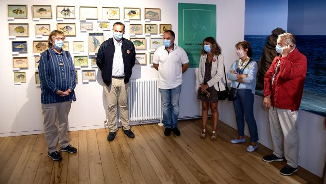 Cultura Exposición Peces