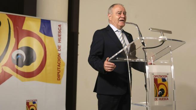 El presidente de la DPH, Miguel Gracia