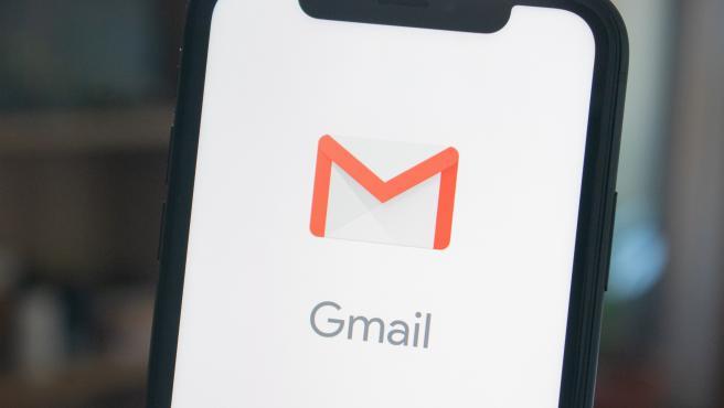 Gmail para móvil.