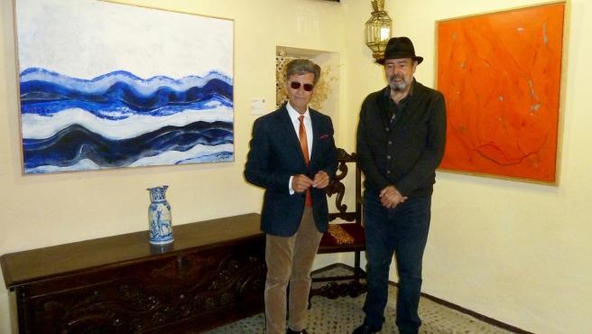 Pecharromán y Agustín Decórdoba