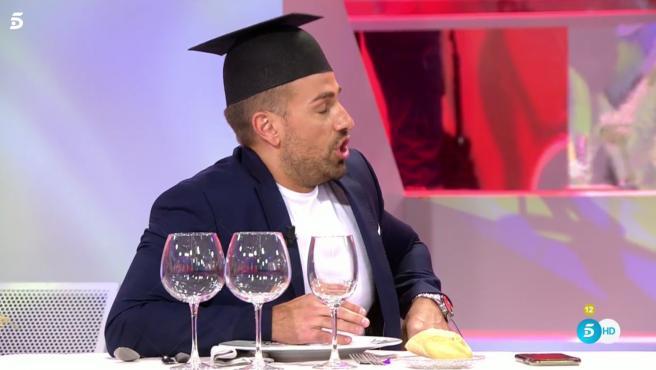 Rafa Mora, en 'La última cena'.