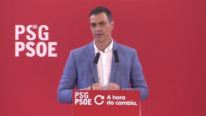 """Sánchez insta al PP a no poner """"palos en las ruedas"""" en la negociación en la UE"""