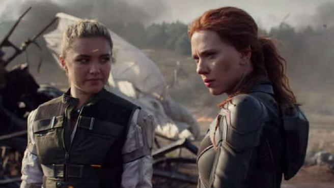 "Scarlett Johansson ""pasará el testigo"" a Florence Pugh en 'Viuda Negra', afirma la directora"