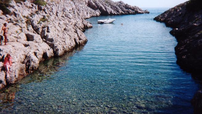 Cala Ferriol.