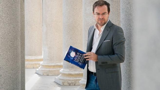 El escritor Javier Sierra.