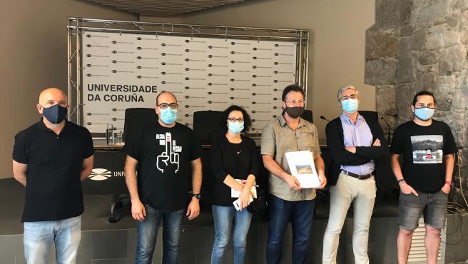 Informe del profesor de la UDC Carlos Aymerich sobre intervención de Alcoa