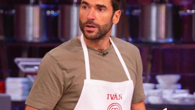 Iván, finalista de 'MasterChef 8'.