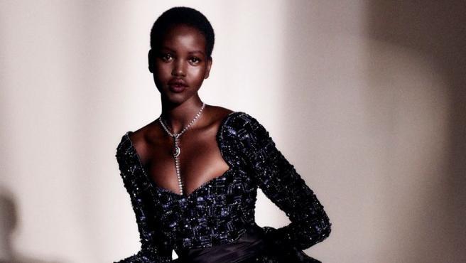 La colección de Chanel de Alta Costura otoño-invierno 2020-2021.