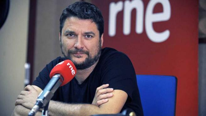 El recién dimitido Ignacio Marimón, en una imagen de archivo.