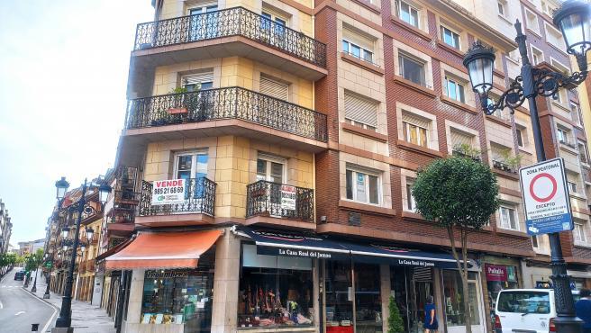Vivienda en venta en Oviedo.