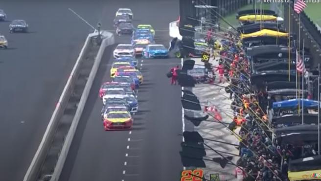 Brickyard 400 de la NASCAR