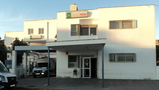 Centro de salud de Punta Umbría (Huelva)