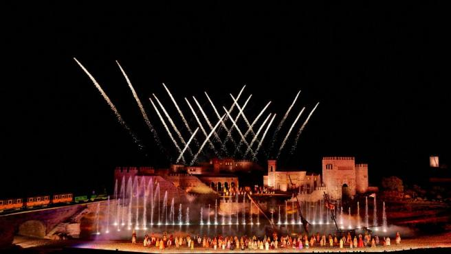Espectáculo 'El Sueño de Toledo', de Puy du Fou España.