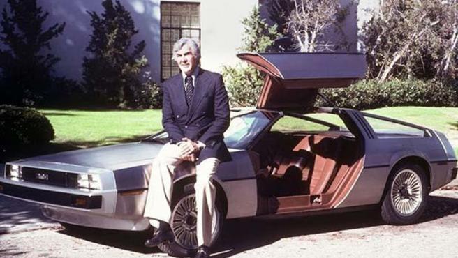 John DeLorean.