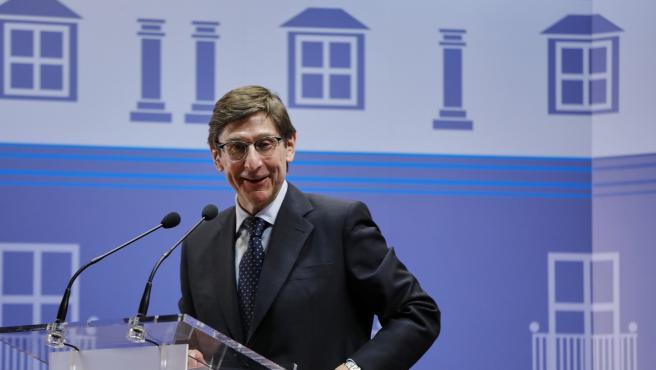 El presidente de Bankia, José Ignacio Goirigolzarri, en una imagen de archivo