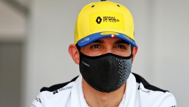 Esteban Ocon, piloto de Renault