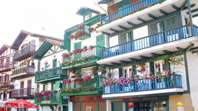 Hondarribia, País Vasco.