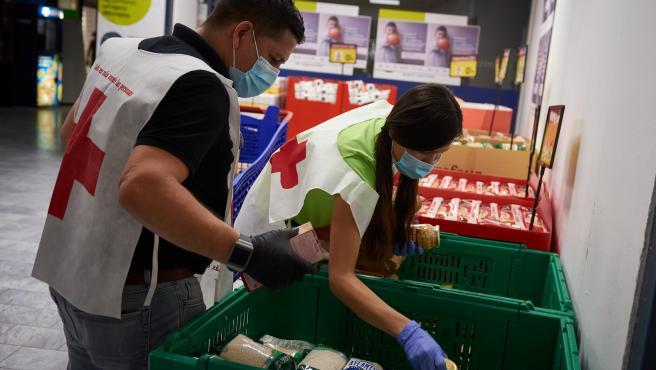 Campaña de recogida de alimentos #KilosdeSolidaridad