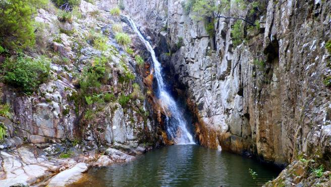 Gorg Negre, uno de los lugares más mágicos del Montseny.