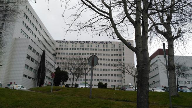 Hospital San Agustín de Avilés