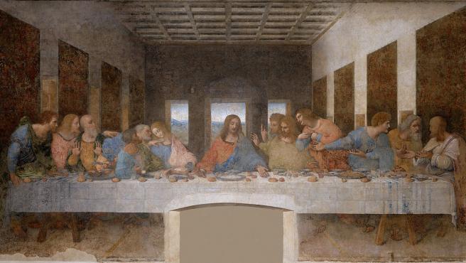 Leonardo da Vinci (1452-1519) - La última cena (1495-1498)