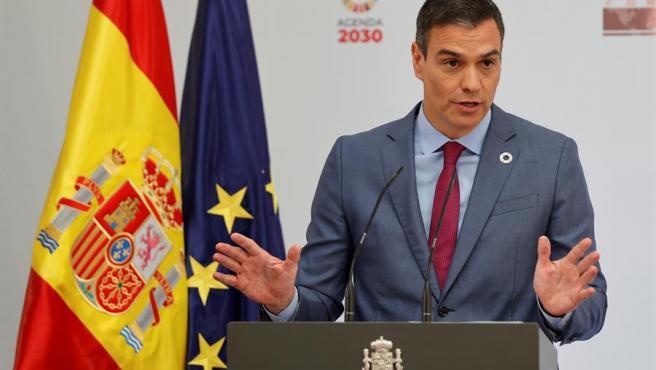 Pedro Sánchez preside el lanzamiento del Plan para reforzar el Sistema de Ciencia, Tecnología e Innovación.