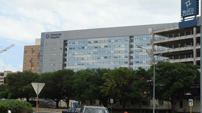 Imagen del South Texas Medical Center, en San Antonio.