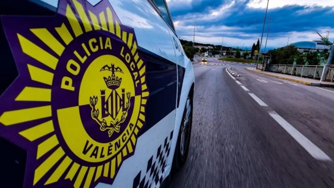 Imagen de recurso de la Policía Local de València