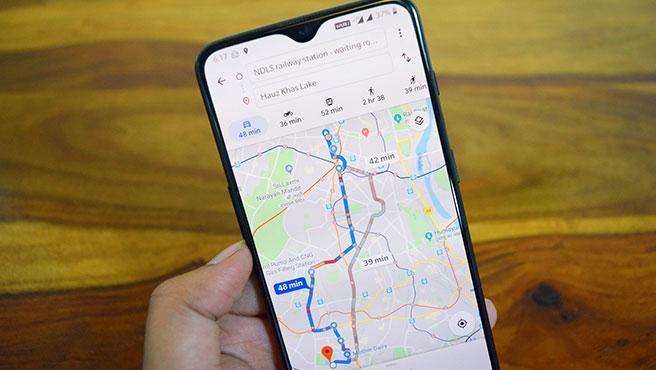 La función de Google Maps para mostrar semáforos en tiempo real llegará a Europa próximamente