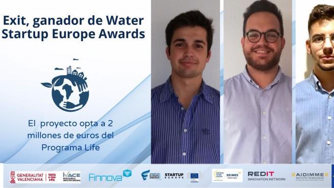 Premian a la tecnología para la recuperación de microplásticos de aguas residuales impulsada por Global Omnium y Bioferric Ink de la UMH ·