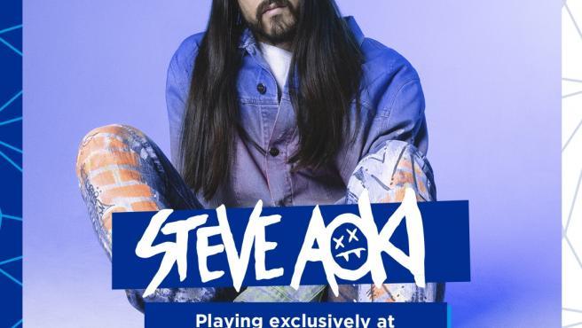 EL DJ Steve Aoki, que actuará en las graduaciones de la IE University