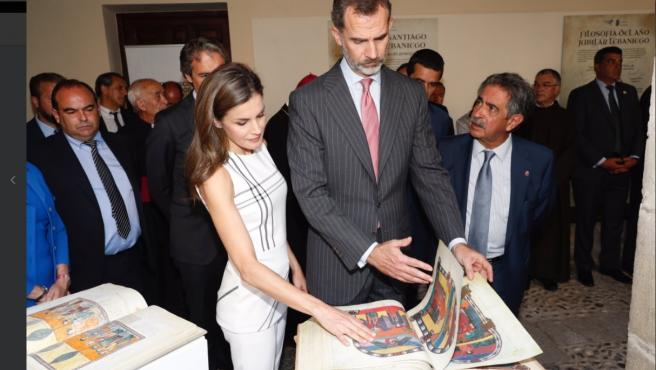 """La visita de los Reyes a Cantabria """"antes de que acabe el mes"""" se centrará en poner en valor al sector primario"""