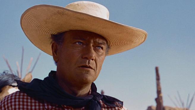 Suspenden un acto de homenaje a John Wayne tras las protestas estudiantiles