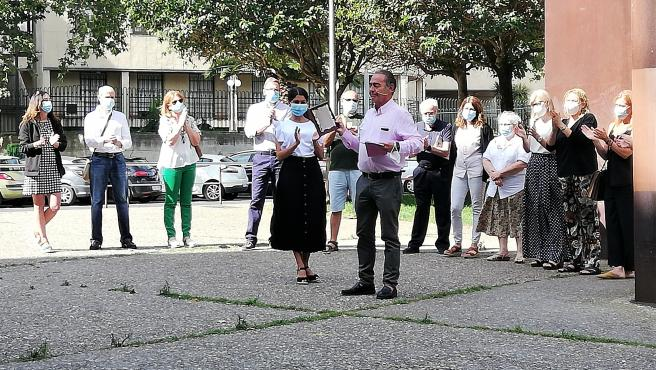 José Luis Rabadán se despìde como presidente de ARAD tras 15 años y cede el testigo a Carmen Castroviejo.