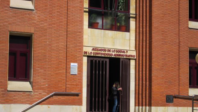 Juzgados de lo Contencioso-Administrativo de Oviedo.