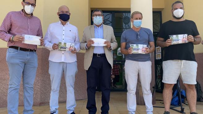 Vélez-Málaga inicia la entrega de 100.000 mascarillas a ciudadanos y colectivos