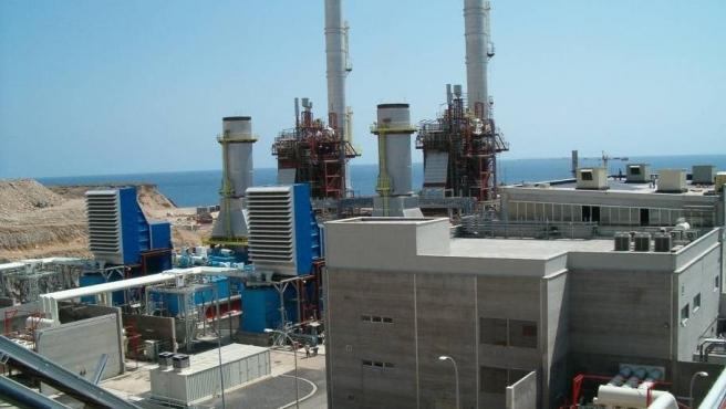 Central Eléctrica de Caletillas