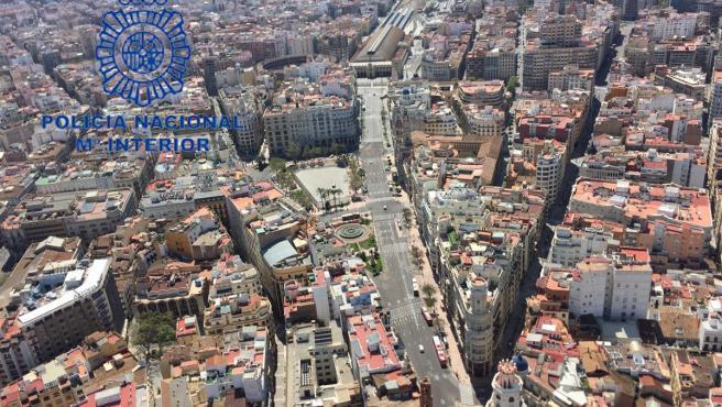 La Policía Nacional detiene a 211 personas y sanciona a 19.087 en la Comunitat Valenciana