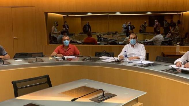 Reunión de la Comisión de Seguimiento del Acuerdo Marco del Carbón