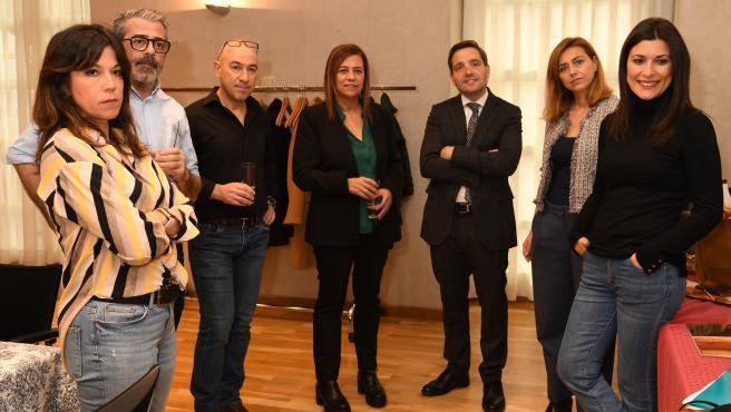 Jurado de los premios Tiflos de Periodismo de la ONCE.
