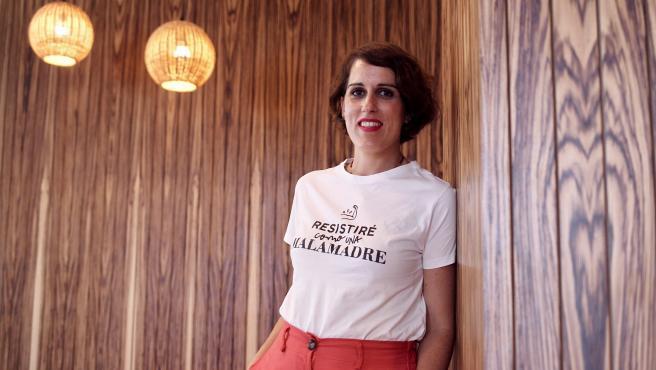 Laura Baena, presidenta de Malas Madres y embajadora de la categoría 'Crianza y Conciliación' de los Premios 20Blogs.