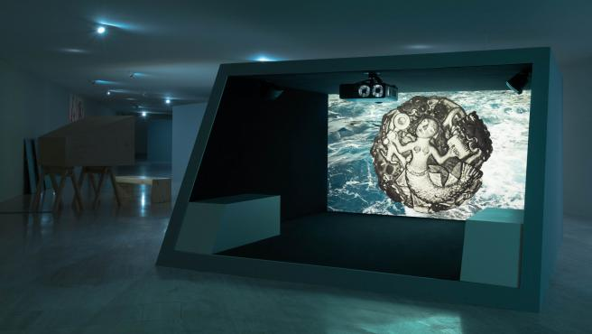 'Moving Off the Land II', Museo Nacional Thyssen-Bornemisza.