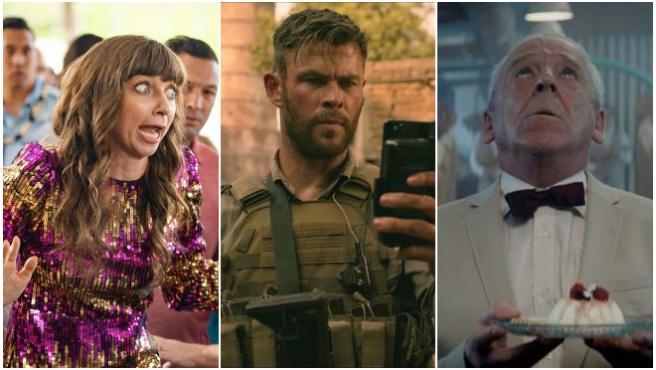 Netflix desvela sus 10 películas más vistas