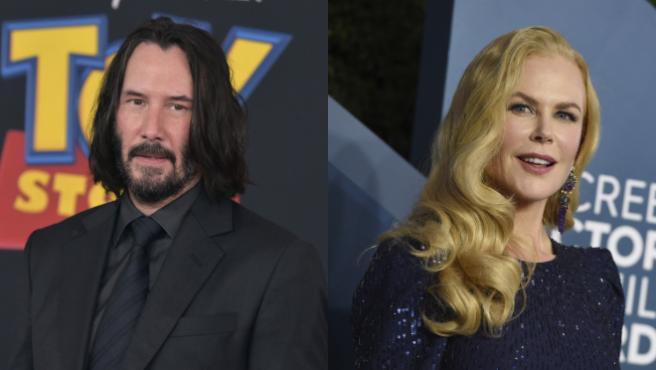 Keanu Reeves y Nicole Kidman te ayudarán a dormir en HBO Max