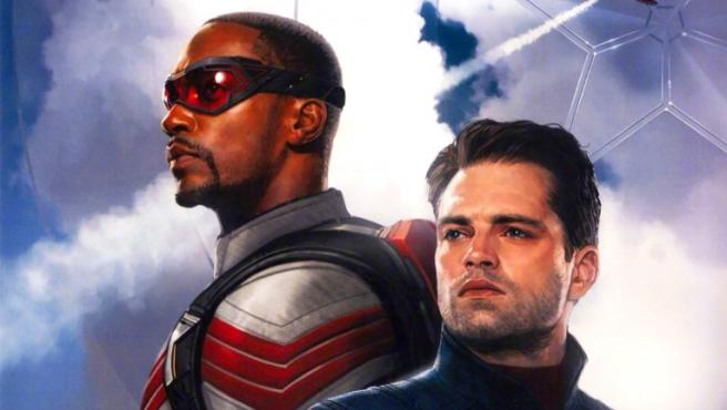 El estreno de 'The Falcon and the Winter Soldier' se aplaza en Disney+