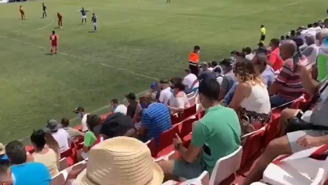 Público del Marino - Tamaraceite