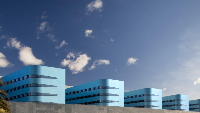 El Hospital Álvaro Cunqueiro de Vigo, Premio Internacional al Mejor Proyecto Sanitario del Futuro en 2012.