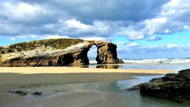 Playa de Las Catedrales (Galicia)