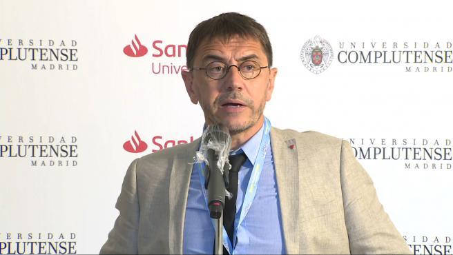 El Supremo rechaza el recurso de Monedero: los profesores universitarios no pueden ser consultores políticos