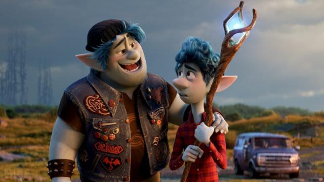 'Zapatos rojos' y 'Onward', la taquilla sigue siendo para las películas de animación